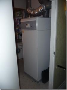 warmtepompboiler verwijderen